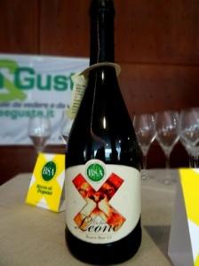 Leone, Birra bionda a bassa fermentazione