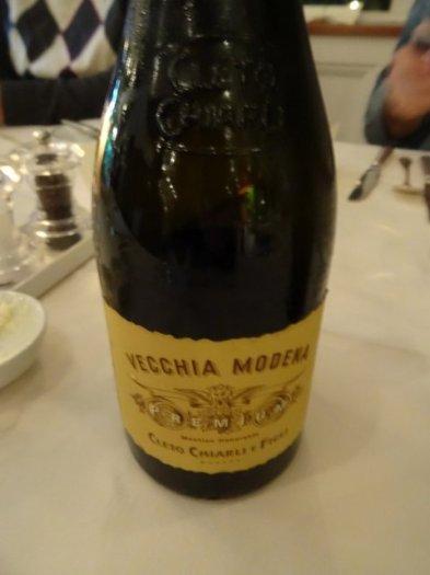 Vecchia Modena Premium, Cleto Charli
