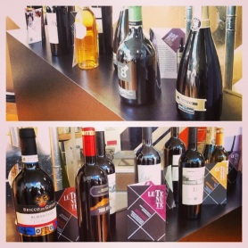 I vini selezionati per la Goumet Arena sono Genagricola